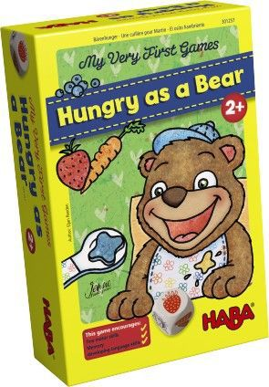 My Very First Games Hungry as a Bear