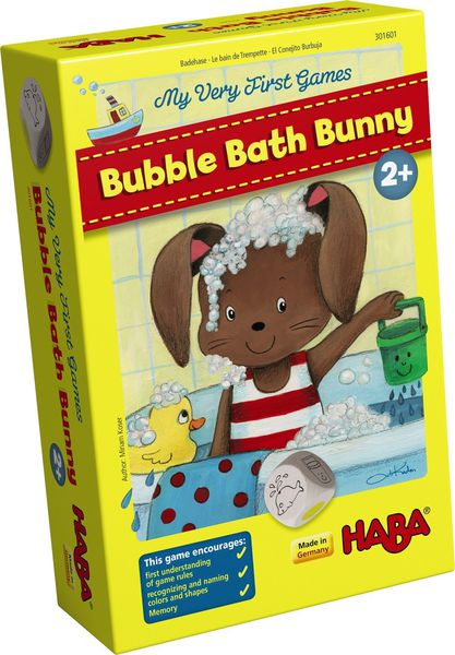 My Very First Game Bubble Bath Bunny